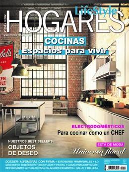 TPC Cocinas en revista Hogares